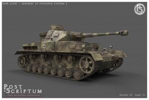 Panzer IV G Studio 06