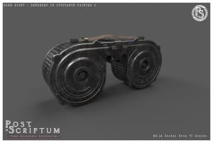 MG34 DoubleDrum Studio 03